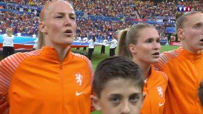Pays-Bas - Suède : Voir l'hymne néerlandais en vidéo