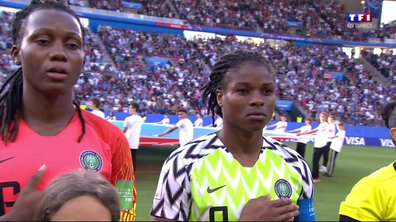 Nigeria - France : Voir l'hymne nigérian en vidéo