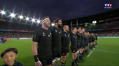 Angleterre - Nouvelle-Zélande : Voir l'hymne néo-zélandais en vidéo