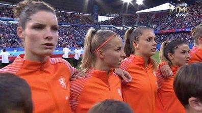 Pays-Bas - Japon : Voir l'hymne néerlandais en vidéo!