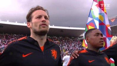 Pays-Bas - Angleterre : Voir l'hymne néerlandais en vidéo
