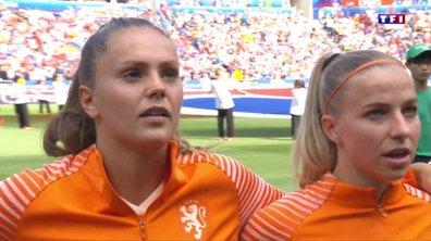 USA - Pays-Bas : Voir l'hymne néerlandais en vidéo