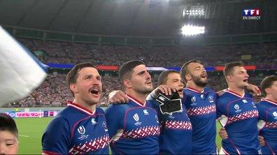 Japon - Russie : Voir l'hymne russe en vidéo