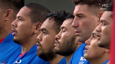 Ecosse - Samoa : Voir l'hymne samoan en vidéo