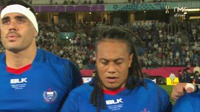 Russie - Samoa : Voir l'hymne samoan en vidéo