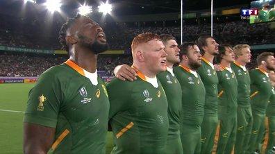 Nouvelle-Zélande - Afrique du Sud : Voir l'hymne sud-africain en vidéo