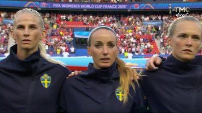 Suède - Canada : Voir l'hymne suédois en vidéo