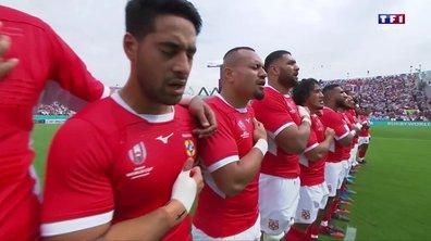 Argentine - Tonga : Voir l'hymne tongien en vidéo