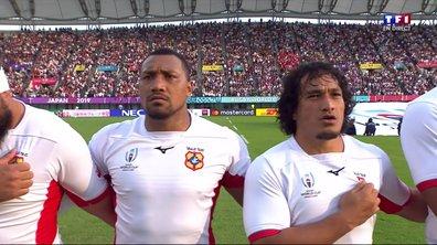 France - Tonga : Voir l'hymne tongien en vidéo