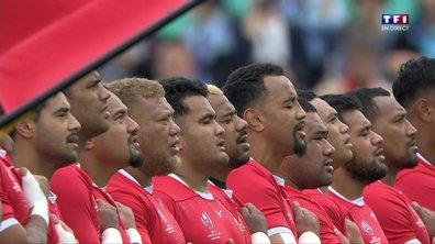 USA - Tonga : Voir l'hymne tongien en vidéo