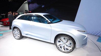 Salon de Genève 2017 : FE Fuel Cell Concept, le SUV hydrogène à la sauce Hyundai