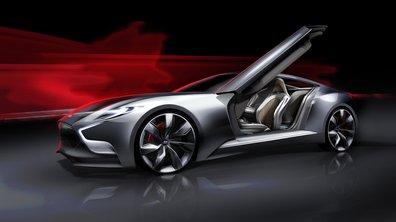 Hyundai HND-9 Concept 2013 : le futur Genesis Coupé ?