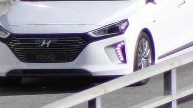 Scoop - La Hyundai IONIQ sans camouflage !