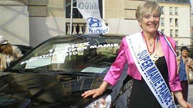 Une Hyundai i20 offerte à la Super Mamie 2010