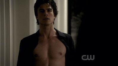 Vampire Diaries saison 3 : Damon ne veut plus se faire botter les fesses !