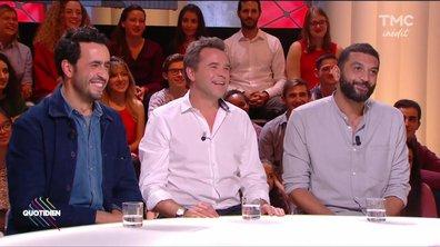 """Invités : Jonathan Cohen, Ramzy, Guillaume de Tonquedec font tout pour """"Coexister"""""""