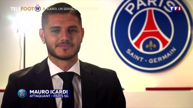 Mauro Icardi, un serial buteur au PSG