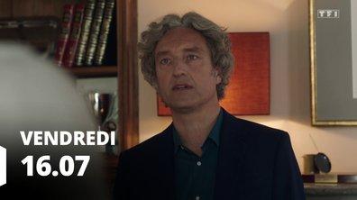 Ici tout commence du 16 juillet 2021 - Episode 185