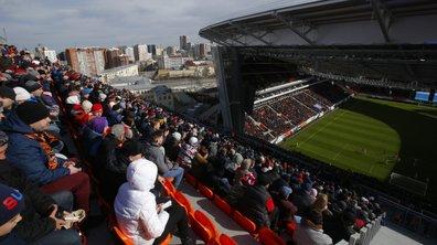 Le stade d'Ekaterinbourg, cet ovni qui accueillera France-Pérou