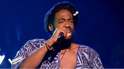 "THE VOICE 2020 - Ifè chante ""Glory Box"" de Portishead (KO)"