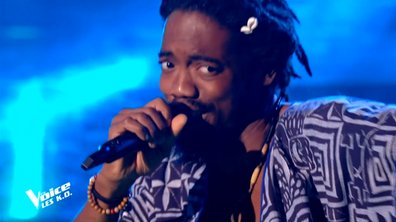 "The Voice 2020 - Ifè chante ""Glory Box"" de Portishead (KO)"