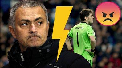 Quand José Mourinho massacrait Iker Casillas par SMS