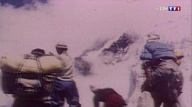 Il y a 70 ans, ils gravissaient pour la première fois l'Annapurna
