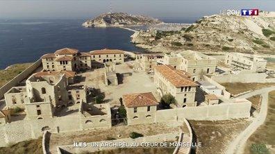 Îles du Frioul : un archipel au coeur de Marseille