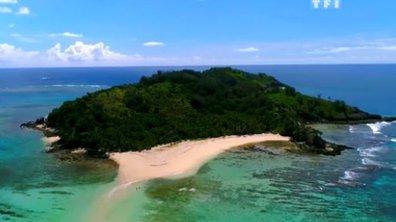 """Exclu. Denis Brogniart : """"Les Fidji, un endroit absolument exceptionnel"""""""