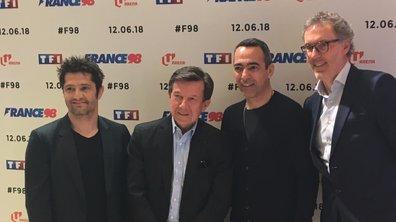 20 ans après son sacre, France 98 va affronter une sélection Fifa 98