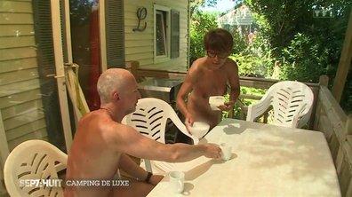 Immersion dans les coulisses d'un camping de luxe dans l'Hérault