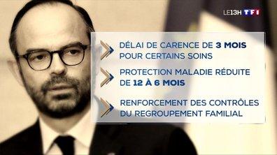 Immigration : que retenir des mesures présentées par Edouard Philippe ?