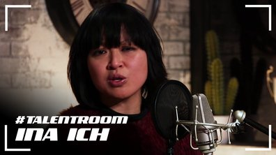 #TALENTROOM – Ina Ich : Ed sheeran – « Shape of You»
