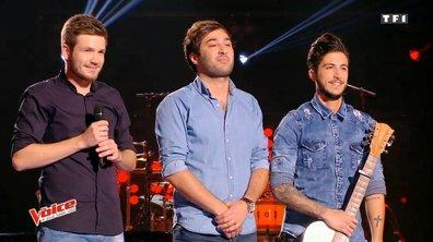 Incantèsimu est le premier groupe corse à tenter The Voice !