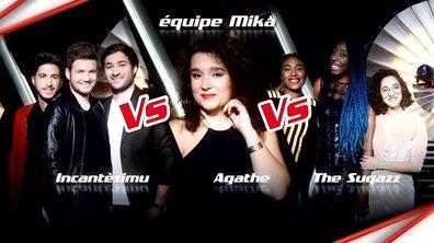 Incantèsimu VS Agathe VS The Sugazz - Epreuve Ultime (Saison 6)