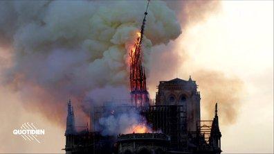 Incendie à Notre-Dame de Paris : ce que l'on sait