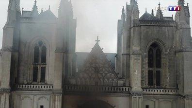 Incendie à la cathédrale de Nantes : le bénévole est passé aux aveux