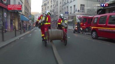 Incendie à Paris : les pompiers massivement mobilisés
