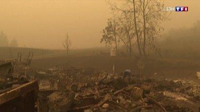 Incendie dans l'Ouest des Etats-Unis : le bilan s'alourdit davantage