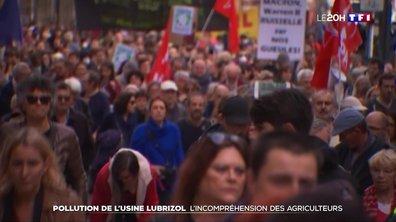 Incendie de Rouen : l'incompréhension des agriculteurs