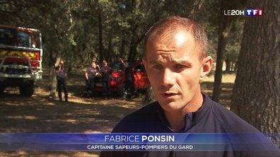 Incendies : alerte maximale dans le Gard