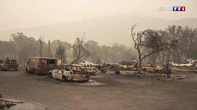 Incendies aux États-Unis : 500 000 personnes sans toit dans l'Oregon
