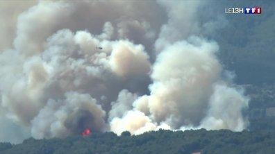 Incendies de l'été : les pompiers des Bouches-du-Rhône en opération sensibilisation