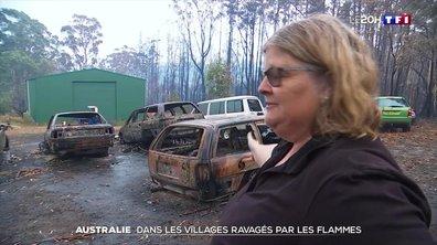 Incendies en Australie : des sinistrés témoignent