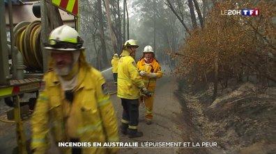 Incendies en Australie : entre l'épuisement et la peur