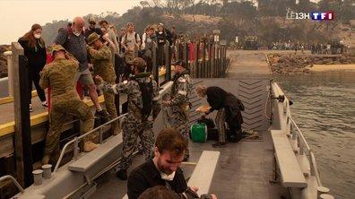 Incendies en Australie : évacuations de masse
