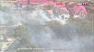 Incendies en Australie : la ville de Sydney menacée