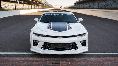"""Une Chevrolet Camaro édition spéciale """"500 miles d'Indianapolis"""""""