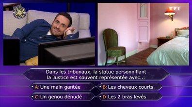INEDIT - Valérie Lemercier disparait en pleine émission
