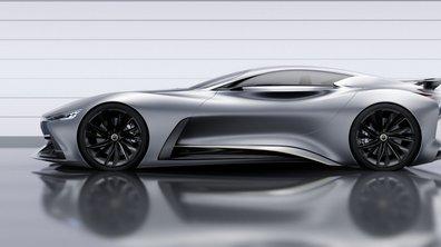 Infiniti Concept Vision GT : présentation officielle en vidéo